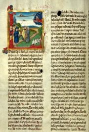 Parchment and whether Jesus is divine